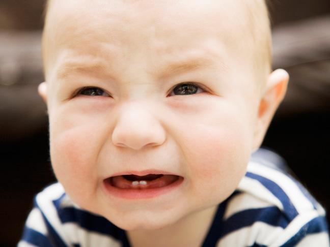 teodent dintii la bebelusi