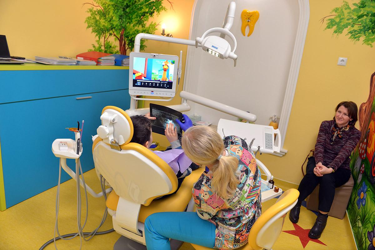 stomatologie copii botosani