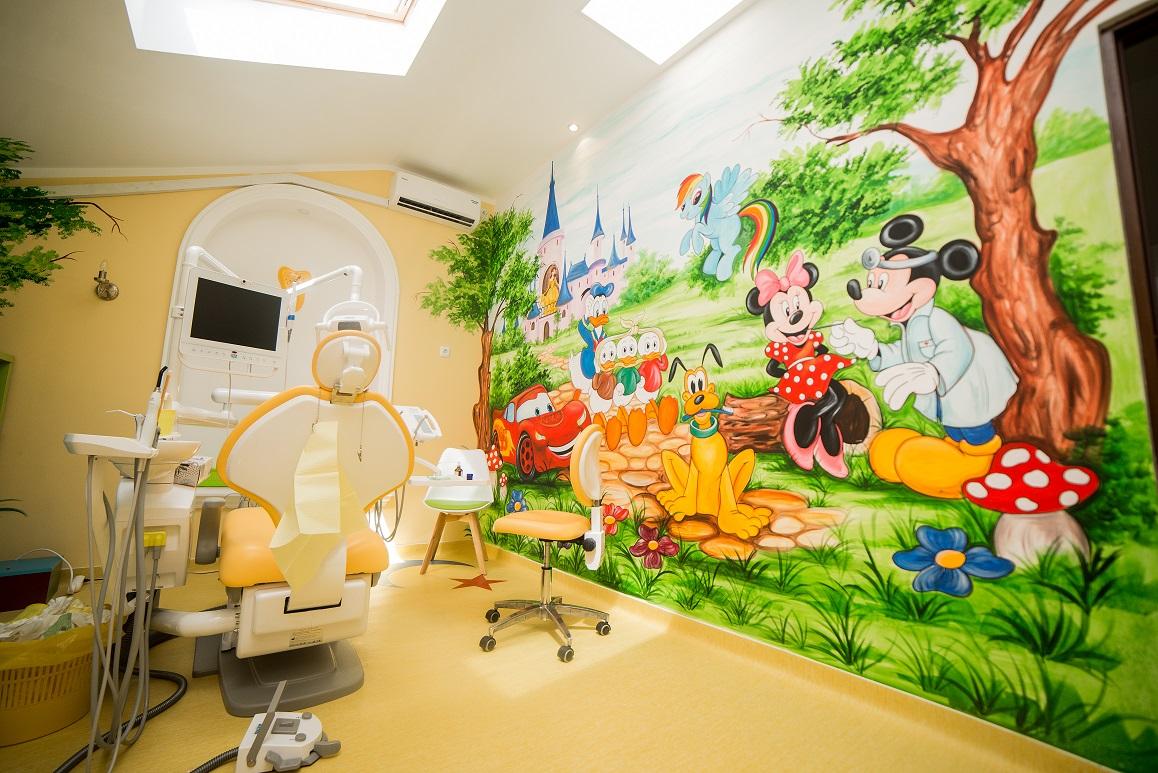 anestezie stomatologie copii cabinet